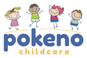 pokeno childcare logo